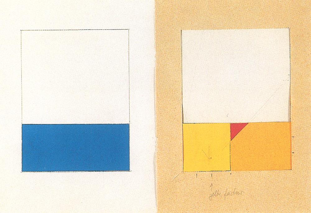 Friedrich Vordemberge-Gildewart - C 17