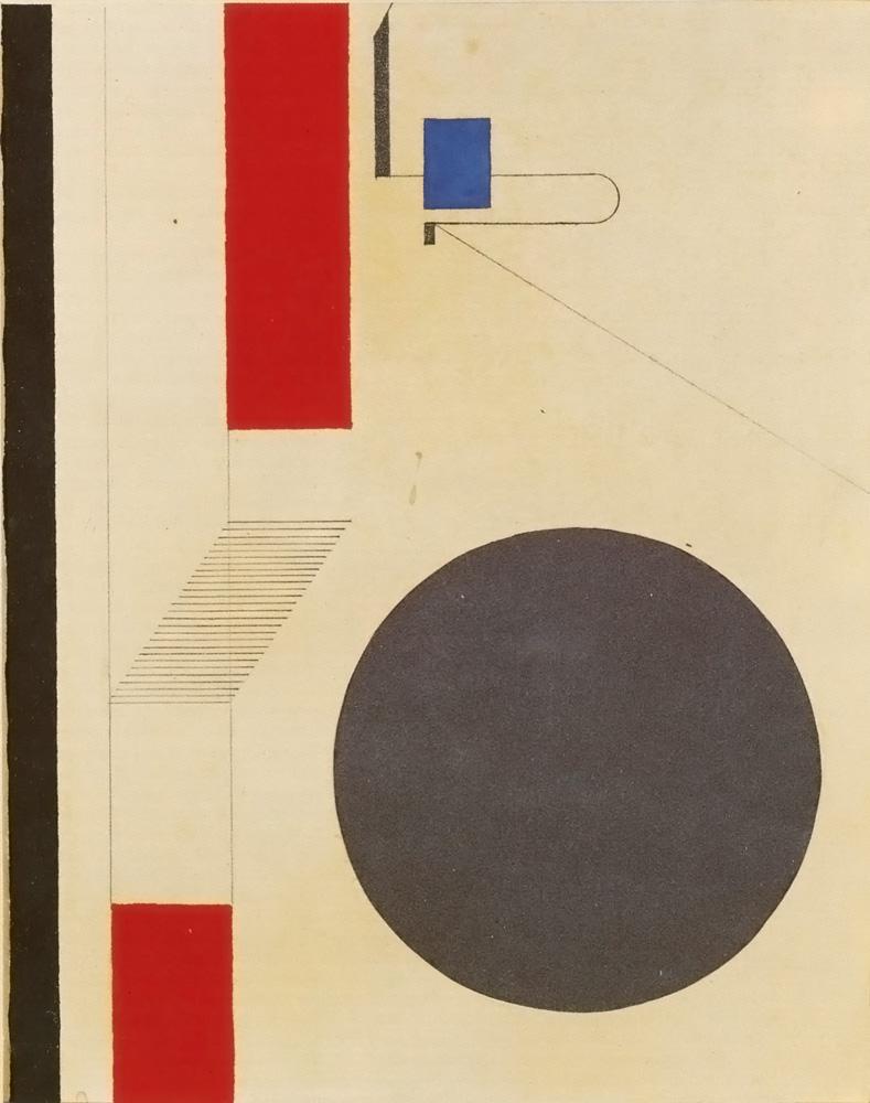 Friedrich Vordemberge-Gildewart - C 27