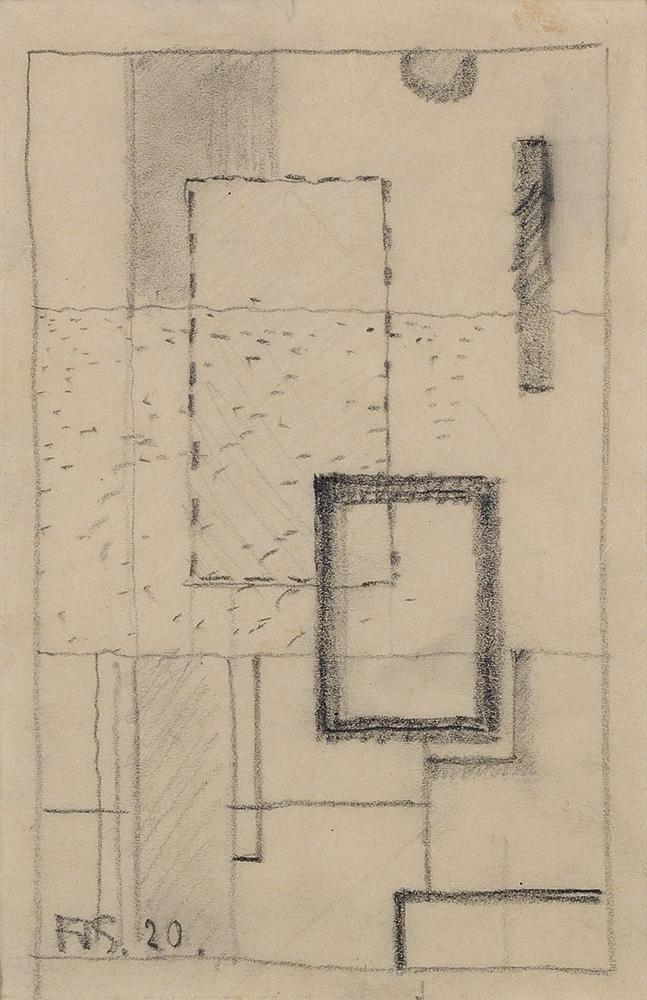 Friedrich Vordemberge-Gildewart - D 10