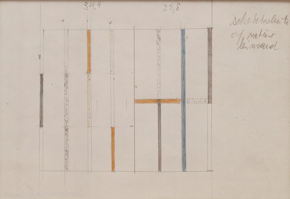 Friedrich Vordemberge-Gildewart - D 100