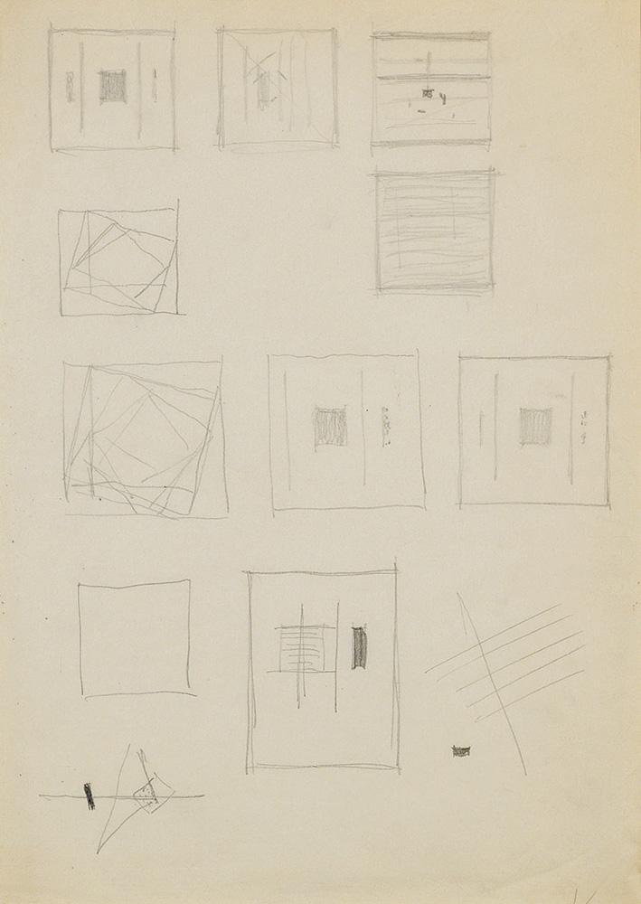 Friedrich Vordemberge-Gildewart - D 105