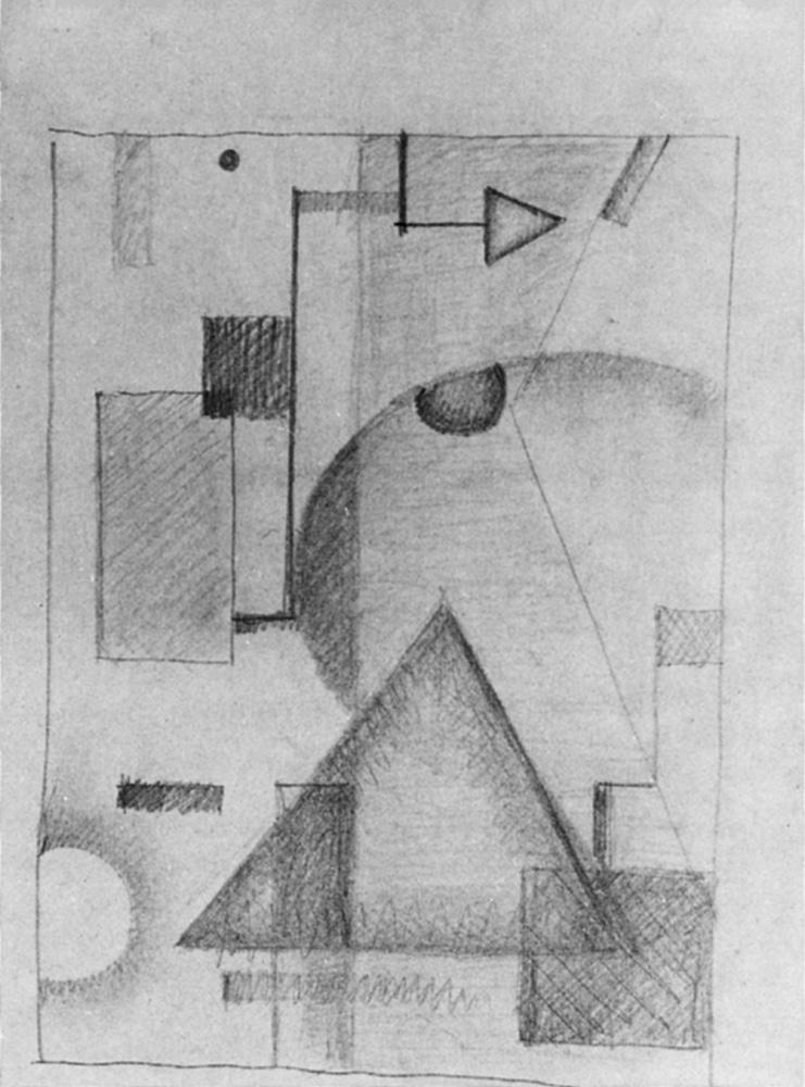 Friedrich Vordemberge-Gildewart - D 16