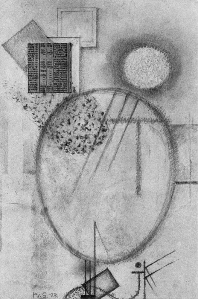 Friedrich Vordemberge-Gildewart - D 19