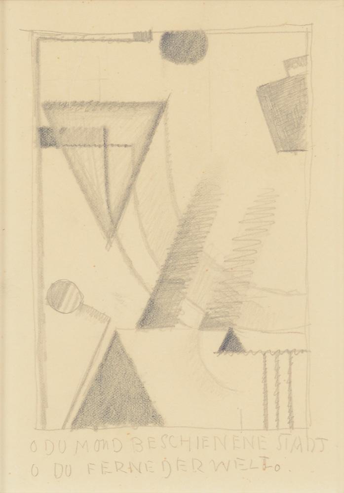 Friedrich Vordemberge-Gildewart - D 2