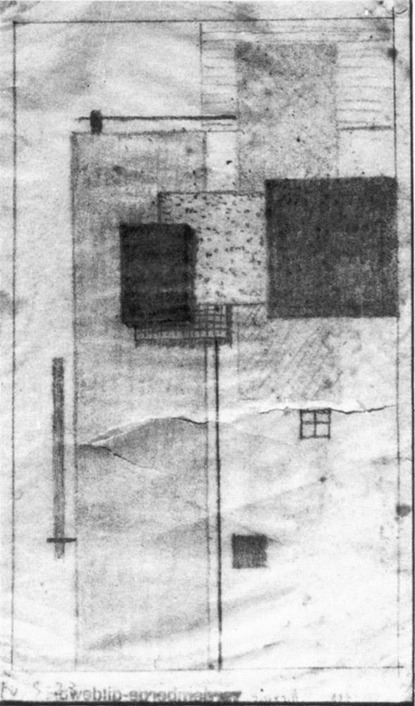 Friedrich Vordemberge-Gildewart - D 20