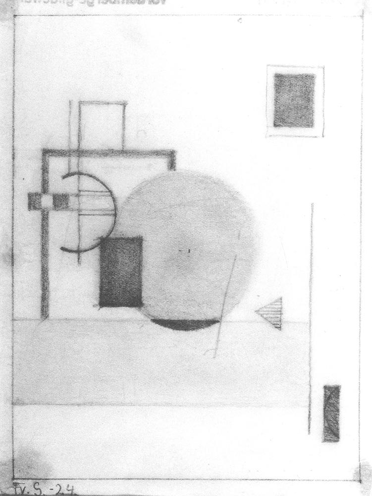 Friedrich Vordemberge-Gildewart - D 21