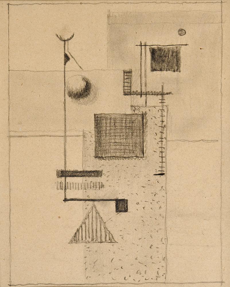 Friedrich Vordemberge-Gildewart - D 22
