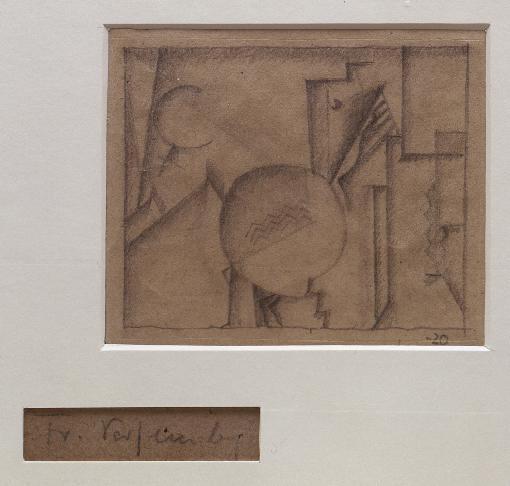 Friedrich Vordemberge-Gildewart - D 3