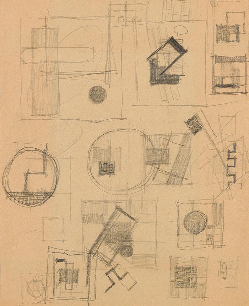 Friedrich Vordemberge-Gildewart - D 30
