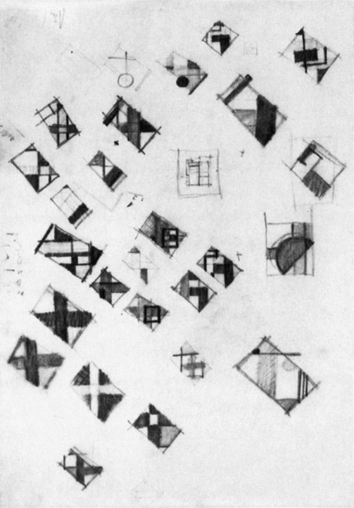 Friedrich Vordemberge-Gildewart - D 31