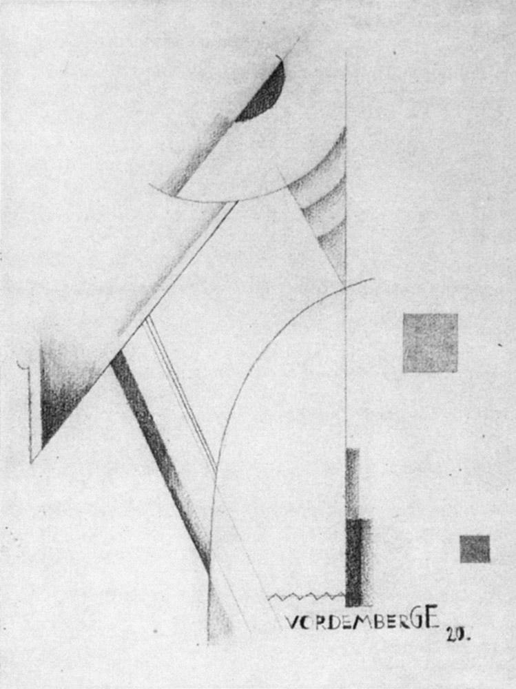 Friedrich Vordemberge-Gildewart - D 4
