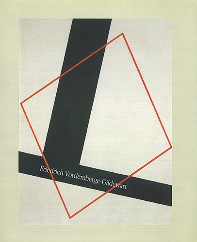 Friedrich Vordemberge-Gildewart. Retrospective