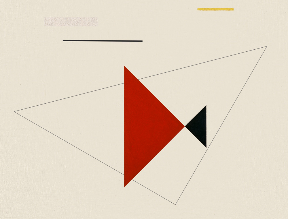Friedrich Vordemberge-Gildewart - K 119