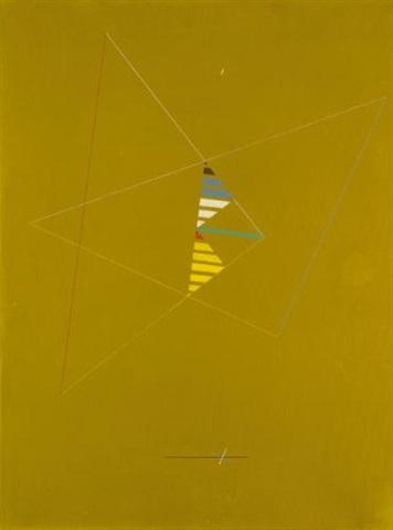 Friedrich Vordemberge-Gildewart - K 125