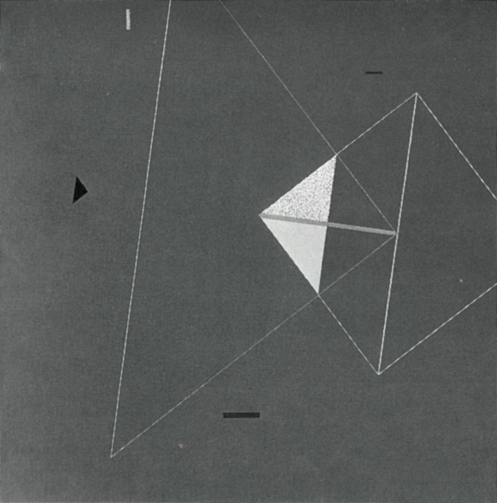 Friedrich Vordemberge-Gildewart - K 126