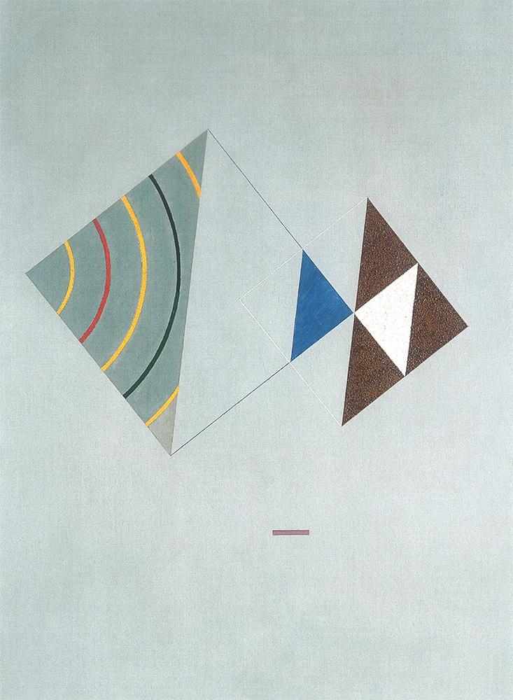 Friedrich Vordemberge-Gildewart - K 127