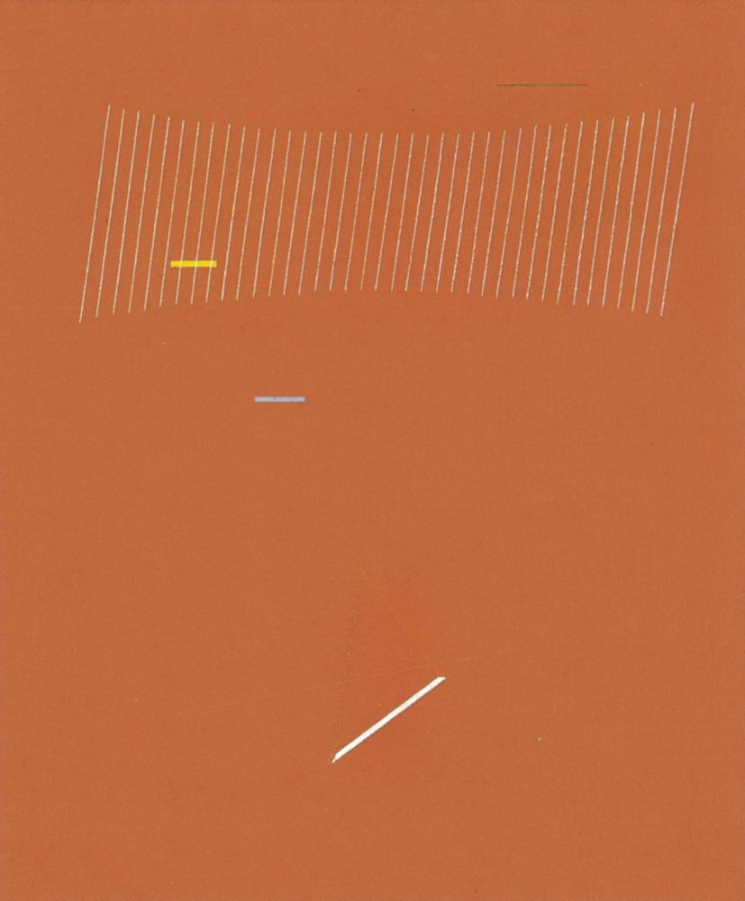 Friedrich Vordemberge-Gildewart - K 136