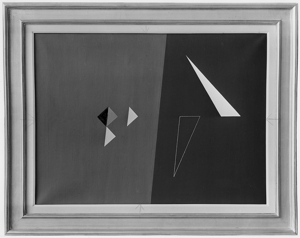 Friedrich Vordemberge-Gildewart - K 143