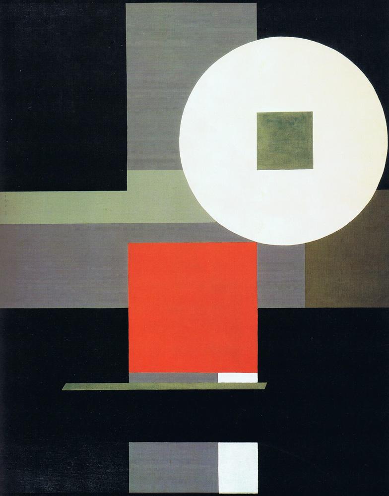 Friedrich Vordemberge-Gildewart - K 15