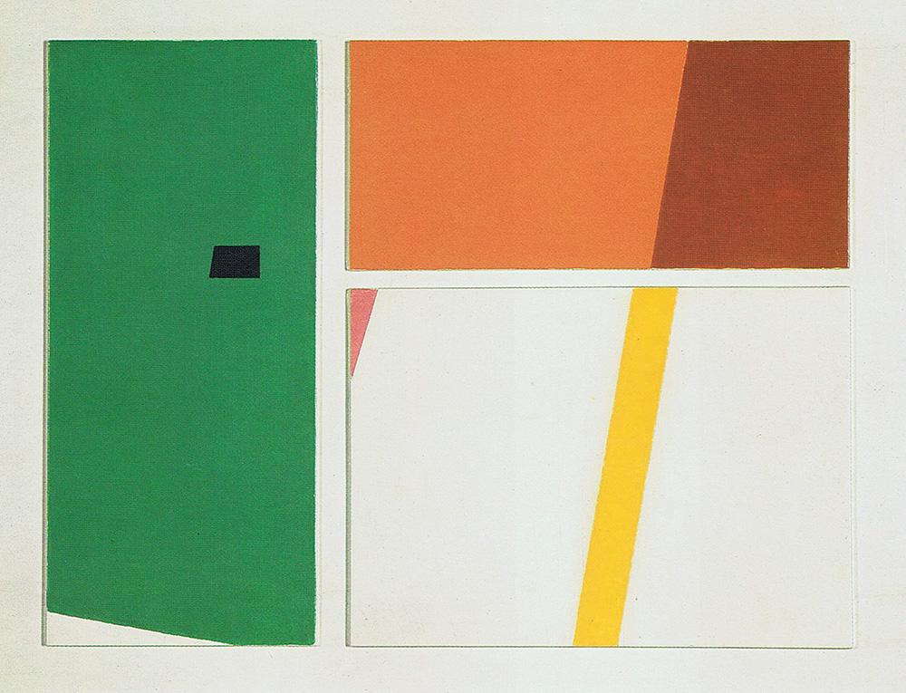 Friedrich Vordemberge-Gildewart - K 180