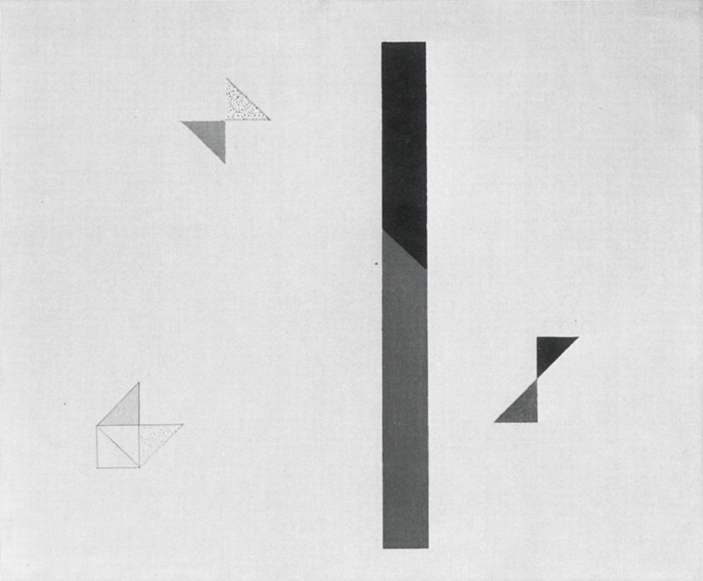 Friedrich Vordemberge-Gildewart - K 184