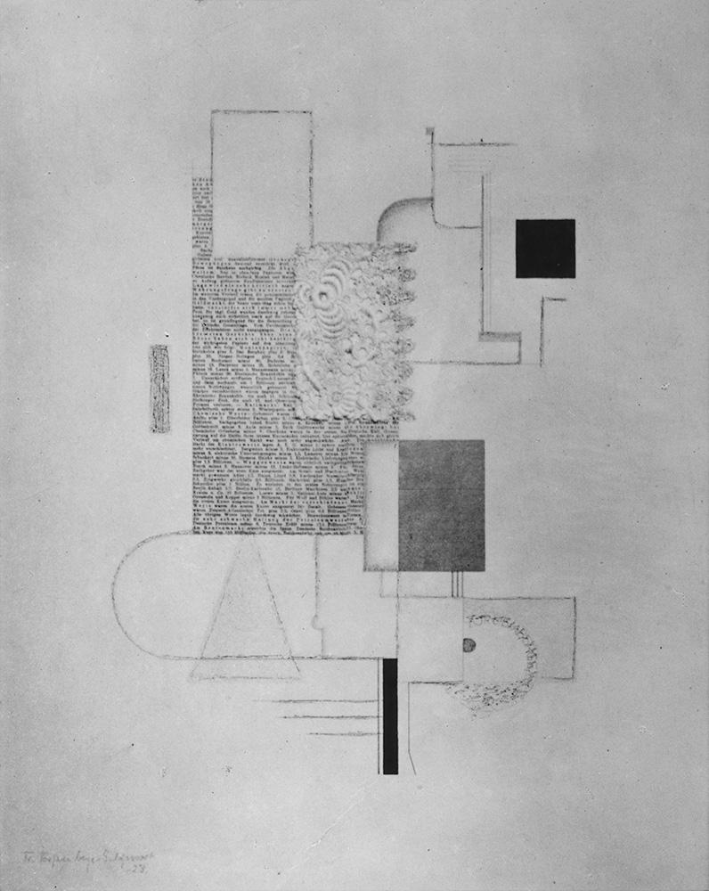 Friedrich Vordemberge-Gildewart - K 1a