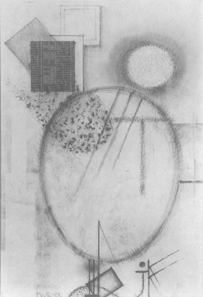 Friedrich Vordemberge-Gildewart - K 1c