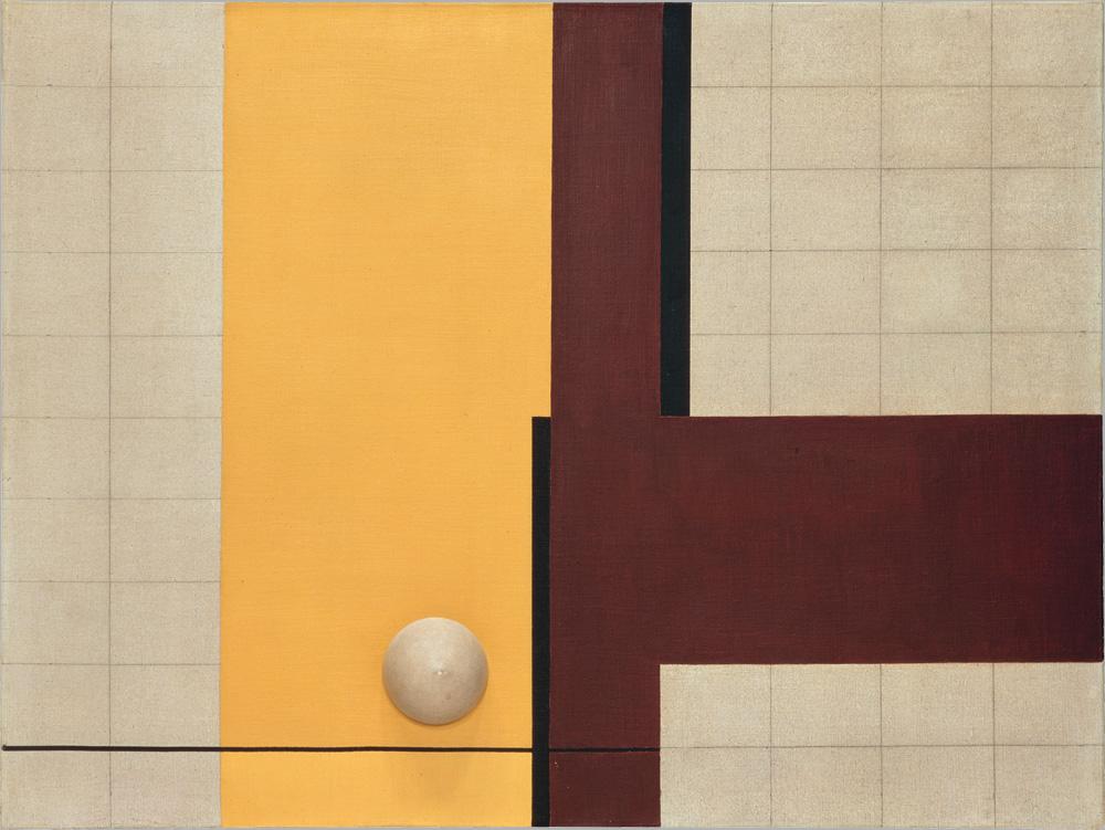 Friedrich Vordemberge-Gildewart - K 37