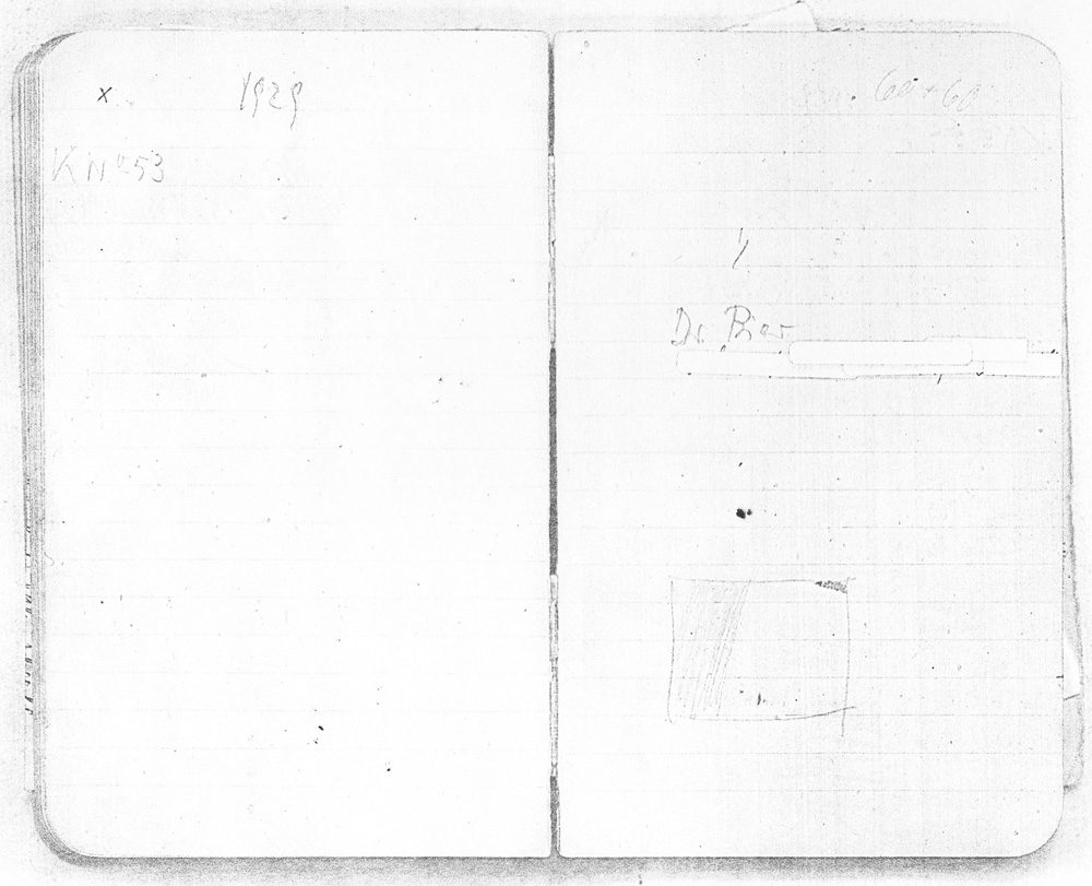 Friedrich Vordemberge-Gildewart - K 53
