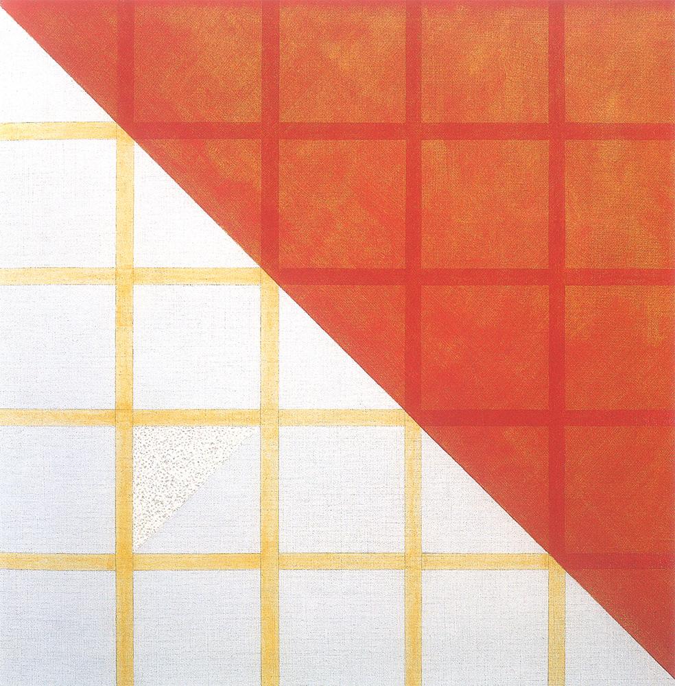 Friedrich Vordemberge-Gildewart - K 98