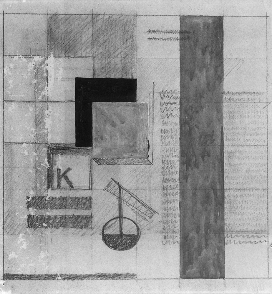 Friedrich Vordemberge-Gildewart - W 4